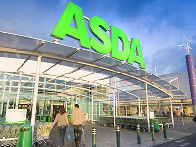 Asda hires non marketer