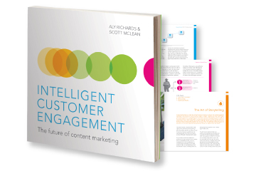 Intelligent customer engagement book