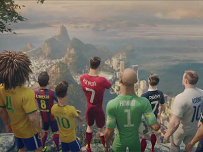 Nike vs Addidas - the brand world cup
